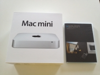 Xsolution Xhome-Server inkl. Mac Mini - 200 Datenpunkte