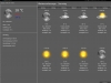 Xsolution Xhome EIB / KNX / LCN Visualisierung wetter