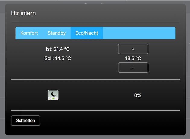KNX LCN Siemens S7 Smarthome Visualisierung